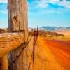 Back Roads Windows Down Red Dirt Country