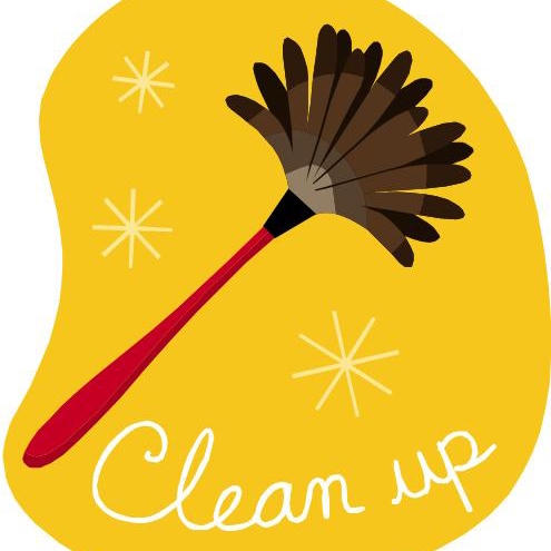 Time To Clean Up!