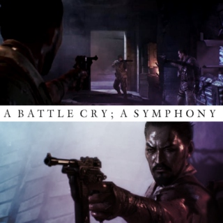 A Battle Cry; A Symphony