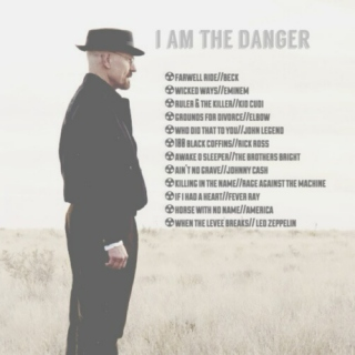 i am the danger // breaking bad fanmix