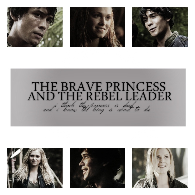 the Brave Princess and the Rebel Leader