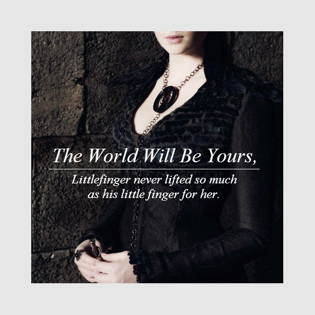 the world will be yours,