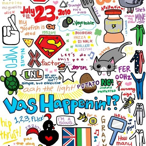 Unhidden happiness>> Facts about Directioners SOUNDTRACK