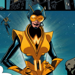 Jan Fan Week - Hiya! I'm The Wasp!