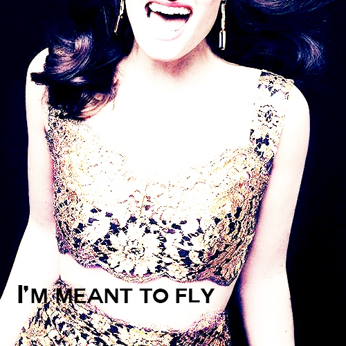 I'm Meant to Fly