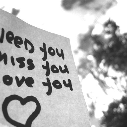 Wish We Could Be Together..