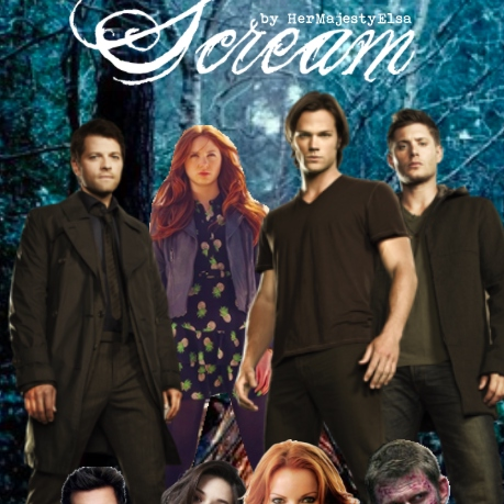 scream - a spn fanfiction - soundtrack