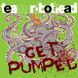 get pumped for GISHWHES with TEAM ROBOTHEAD
