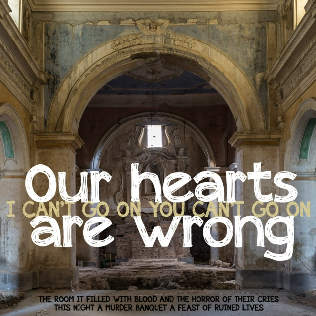 Our Hearts Are Wrong (C90 may 2014)