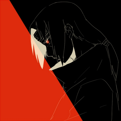 itachi's red string of fate