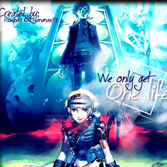 we only get one life