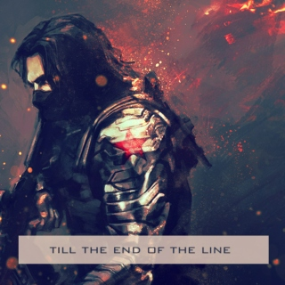 till the end of the line.