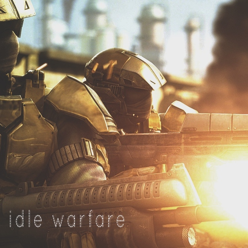 idle warfare