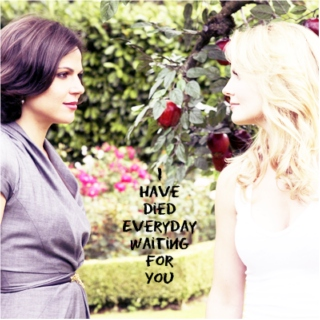Swan Queen - I Have Died Everyday Waiting For You
