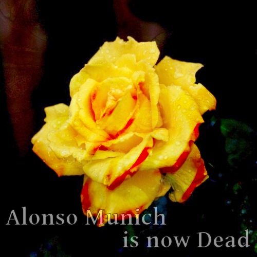 Alonso Munich Is Now Dead