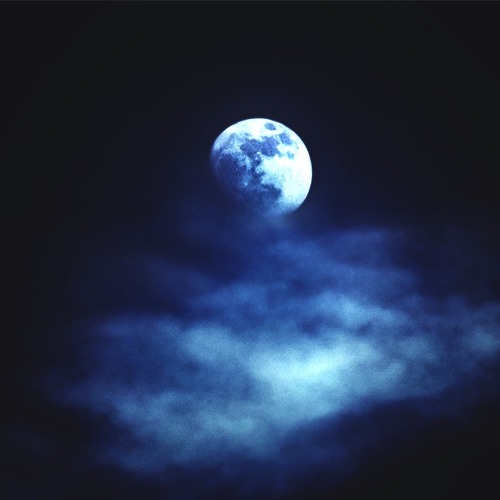 blue moon (you saw me standing alone)