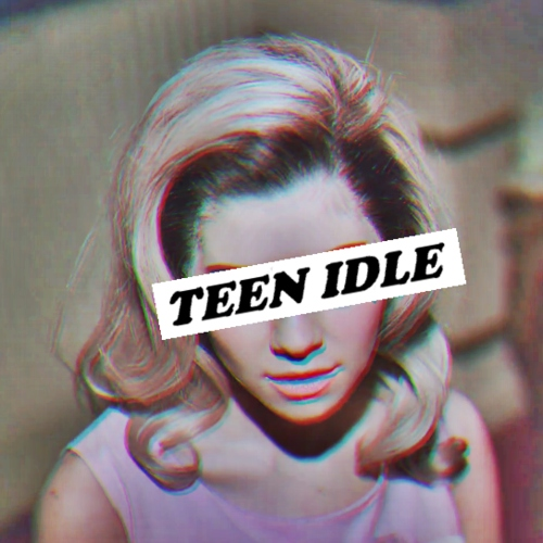 Teenage ❤ Girl