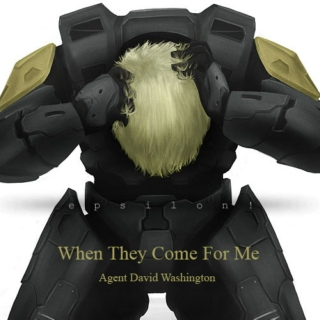 When They Come For Me- Agent Washington Fanmix