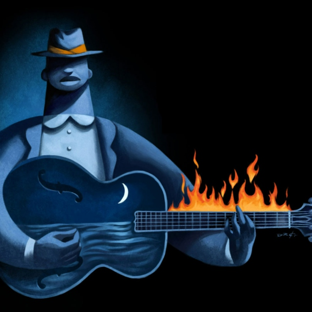 blues for my soul,jazz for  my heart