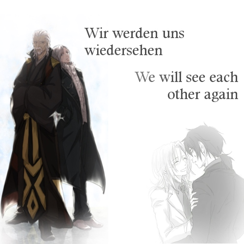We will see each other again...
