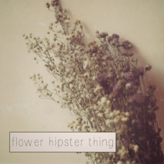 flower hipster thing