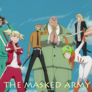 the masked army: a vizards fanmix