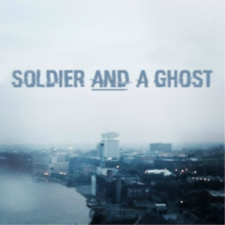 soldier and a ghost