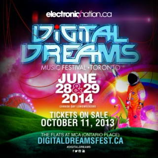 Dreams Stage 2014