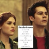 the dark moon {teen wolf 4x01 mix}