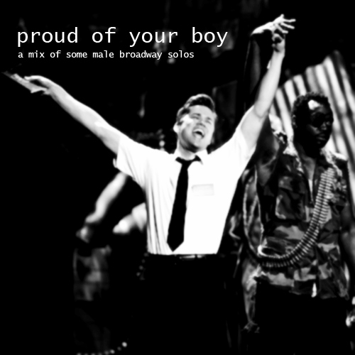 proud of your boy