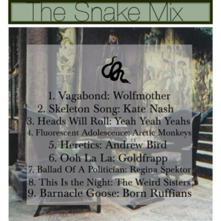 The Snake Mix