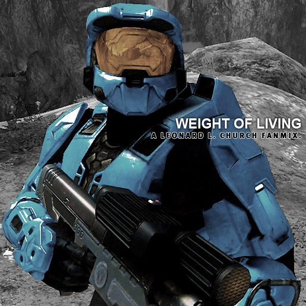 weight of living