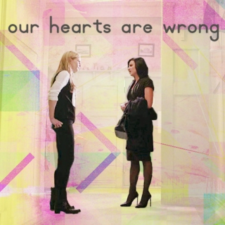 our hearts are wrong