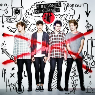 5 Seconds of Summer (full album)