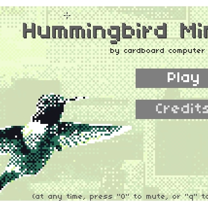 hummingbird mind