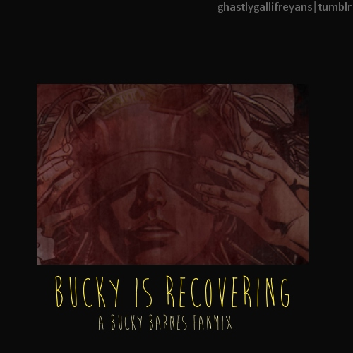 bucky is recovering