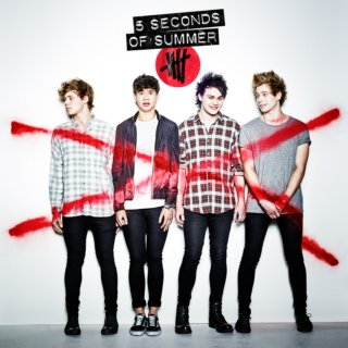 5 Seconds of Summer Album (Deluxe)