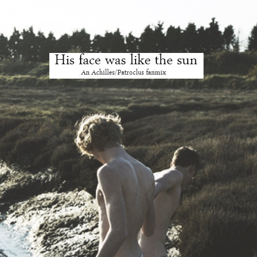 his face was like the sun