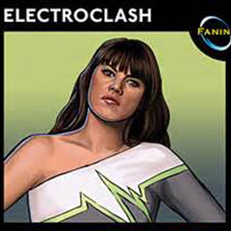 Electroclash Girl i love u