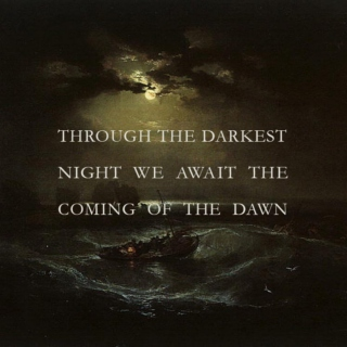 the darkest night before dawn