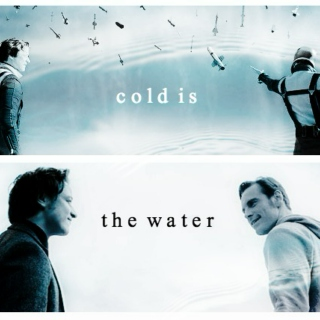 cold is the water