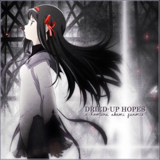 dried-up hopes