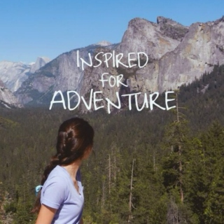 INSPIRED FOR ADVENTURE
