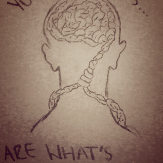 Your Thoughts Are What's Killing You.