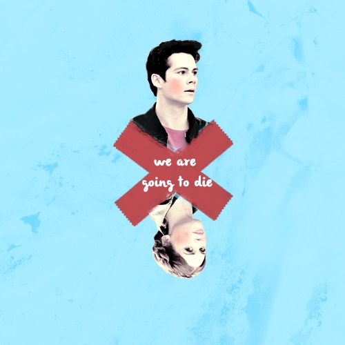 ♥ Stiles you're the one that figures everything out ♥