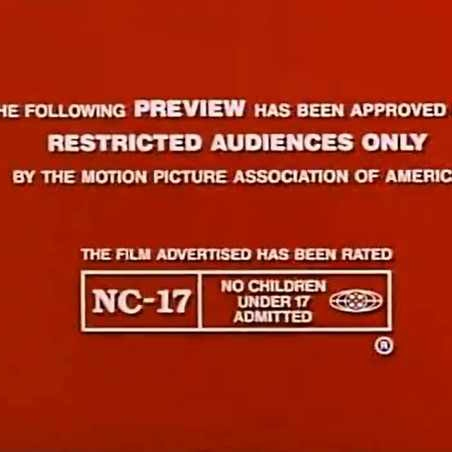Rated NC-17