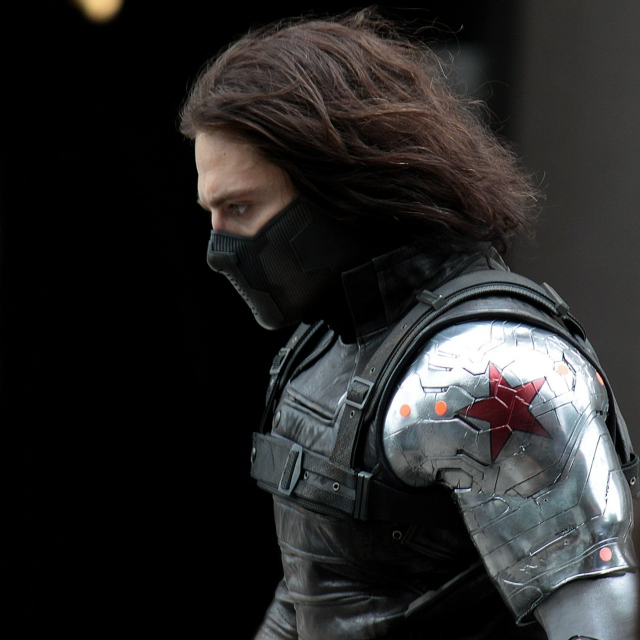 """But I Knew Him..."" -The Winter Soldier"