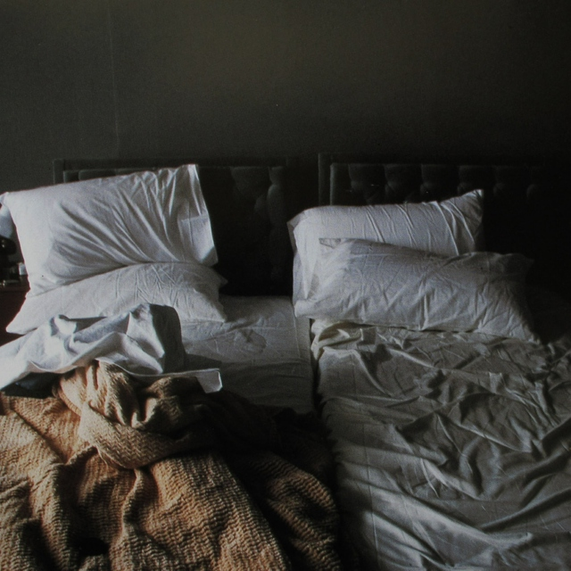 morning in bed.