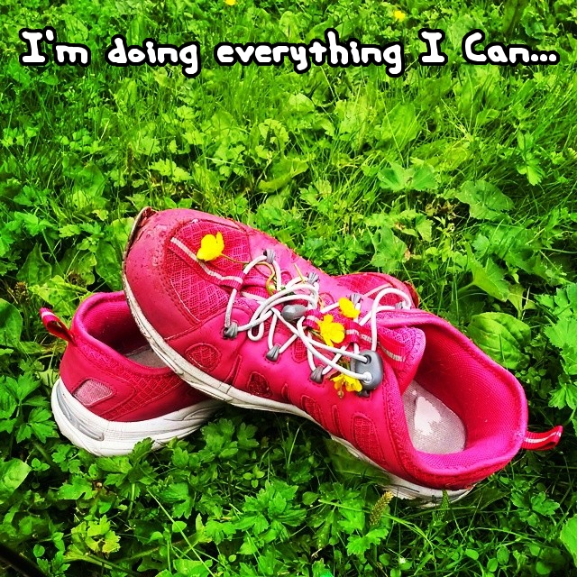 I'm Doing Everything I Can...
