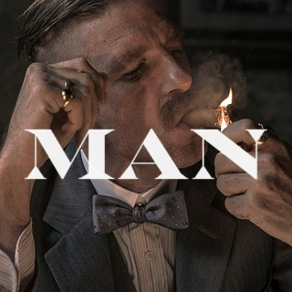 MAN - the playlist